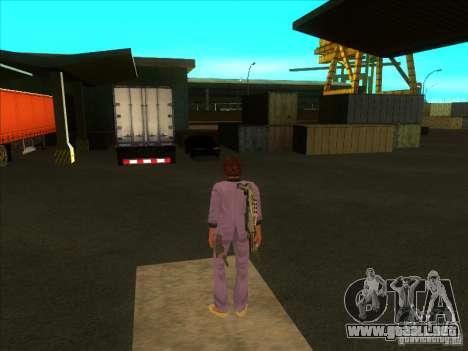 Ken Block para GTA San Andreas segunda pantalla