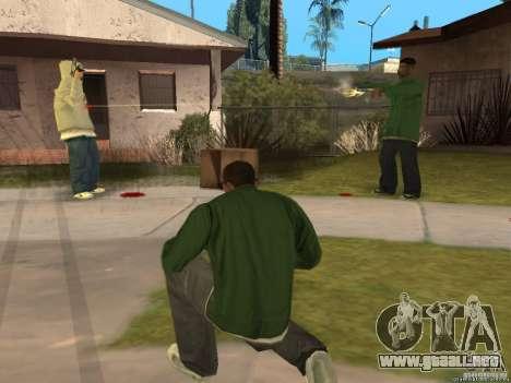 Dos guiones para una mejor protección para GTA San Andreas segunda pantalla