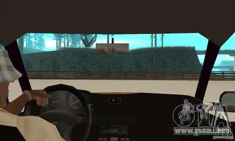 Land Rover Freelander KV6 para la visión correcta GTA San Andreas