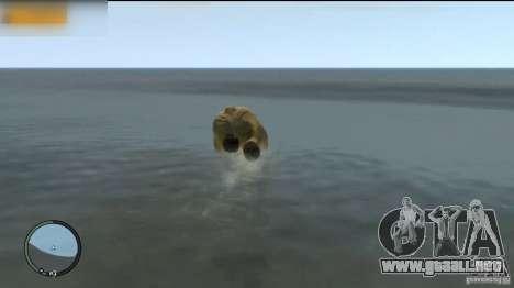Elefante para GTA 4 tercera pantalla