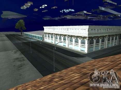Greatland-Grèjtlènd v0.1 para GTA San Andreas décimo de pantalla