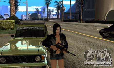 Brillo absoluto para GTA San Andreas sucesivamente de pantalla