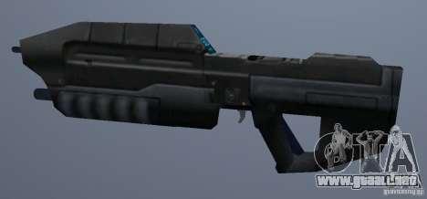 MA5B-Sturmgewehr beta v.1.0 para GTA Vice City tercera pantalla