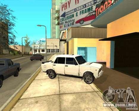 Kopeyka (corregido) para visión interna GTA San Andreas