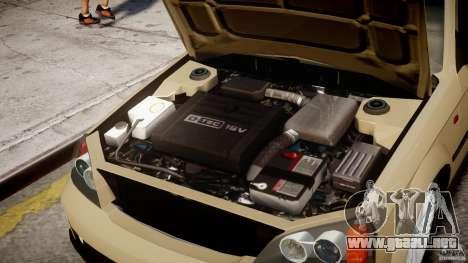 Chevrolet Evanda para GTA 4 vista lateral