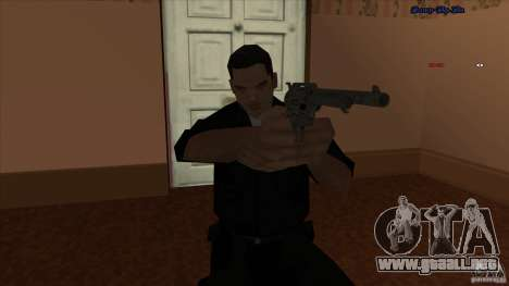 Colt Single Action Army para GTA San Andreas segunda pantalla