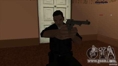 Colt Single Action Army para GTA San Andreas segunda pantalla