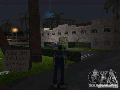 Nuevos patrones de la estación de policía para GTA Vice City