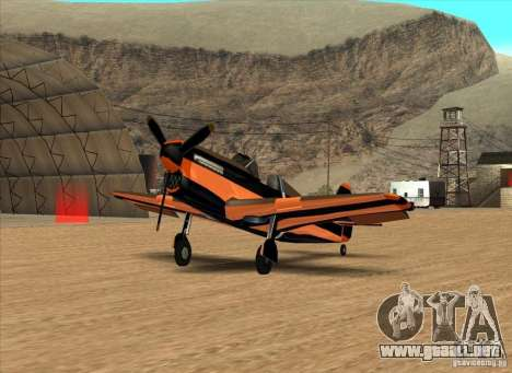 New Rustler para GTA San Andreas