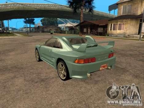 Toyota MR2 1994 TRD para GTA San Andreas left