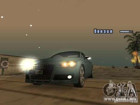 Audi TT 2006 para GTA San Andreas left