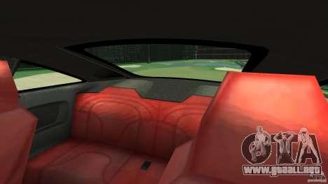 Audi TT Stock 2007 para GTA 4 vista lateral