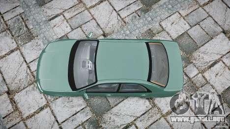 Subaru Impreza v2 para GTA 4 visión correcta