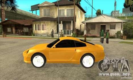 GTA IV Comet para GTA San Andreas left