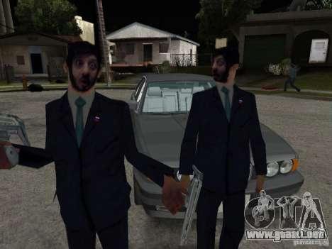 Quebrantahuesos o Galustyan para GTA San Andreas segunda pantalla