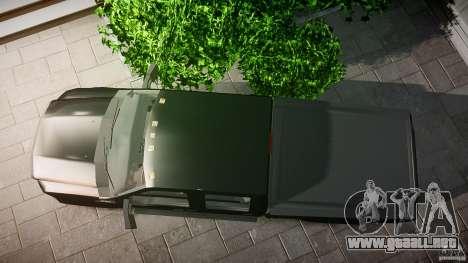 Ford F-350 Unmarked [ELS] para GTA 4 visión correcta