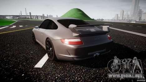 Porsche GT3 997 para GTA 4 visión correcta