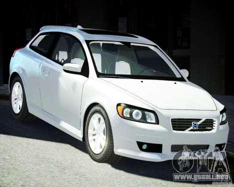 Volvo C30 2009 para GTA 4