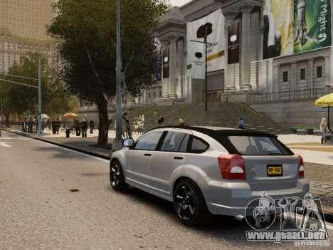 Dodge Caliber para GTA 4 visión correcta
