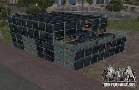 Casa de dos pisos para GTA San Andreas segunda pantalla