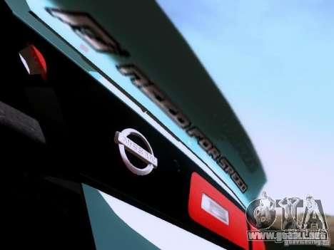 Nissan Silvia S14 Matt Powers v4 2012 para la visión correcta GTA San Andreas