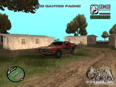 FlatOut bullet para GTA San Andreas left