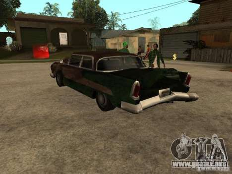 OceanicShit para la visión correcta GTA San Andreas