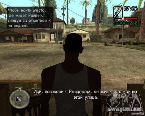 NewFontsSA 2012 para GTA San Andreas séptima pantalla