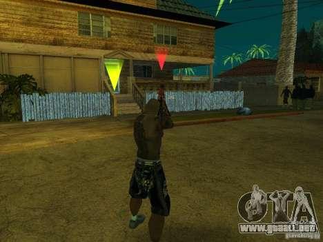 Killer Mod para GTA San Andreas tercera pantalla