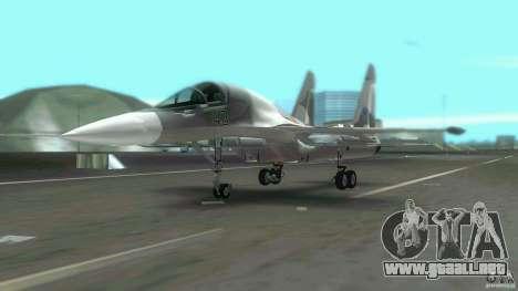 VC Air Force para GTA Vice City visión correcta