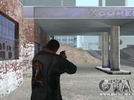 M1A1 Carbine para GTA San Andreas sexta pantalla