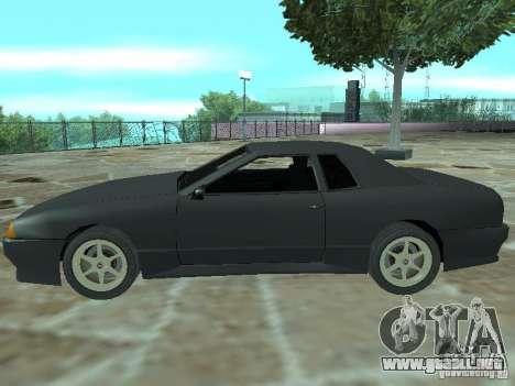 Elegía de tapas convertibles para la vista superior GTA San Andreas