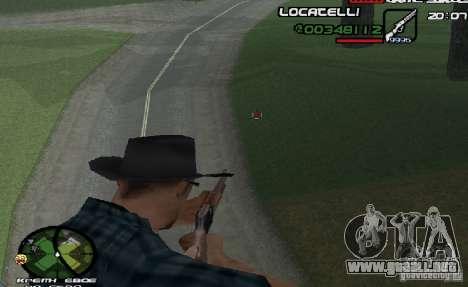New HUD  v.2 para GTA San Andreas segunda pantalla