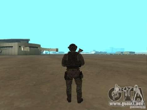 Frost and Sandman para GTA San Andreas tercera pantalla