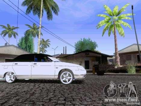 LADA 21103 Maxi para GTA San Andreas vista hacia atrás