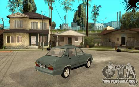 Dacia 1310 L Custom-RK para la visión correcta GTA San Andreas