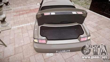 Nissan 200SX para GTA 4 vista lateral