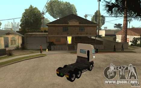 Hino 700 Series para la visión correcta GTA San Andreas