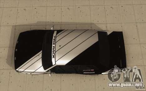 BMW E30 M3 - Coupe Explosive para la visión correcta GTA San Andreas