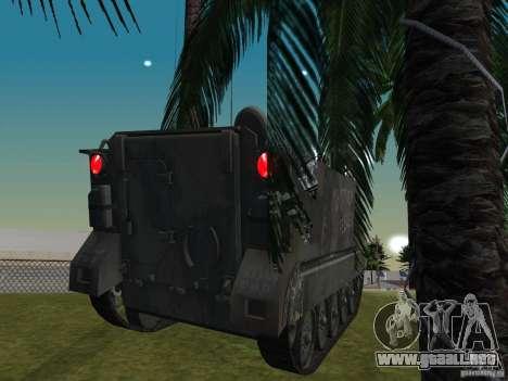 Bottom Feeder para la visión correcta GTA San Andreas
