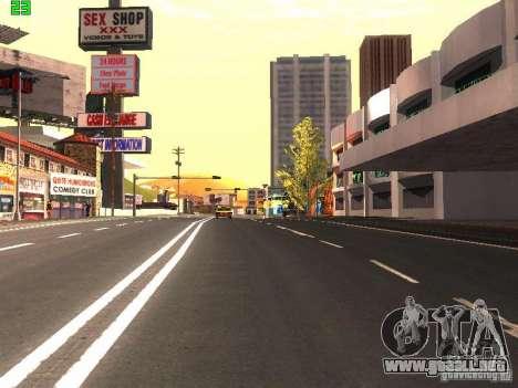Roads Moscow para GTA San Andreas