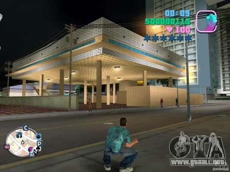 Autoservice and Sex Shop para GTA Vice City segunda pantalla