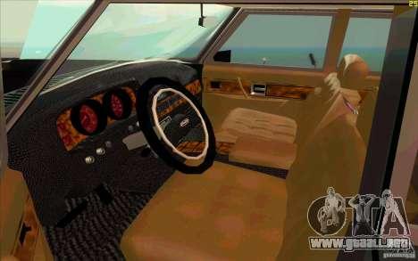 ZIL 41041 para vista lateral GTA San Andreas
