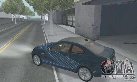 BMW M3 E92 Stock para el motor de GTA San Andreas