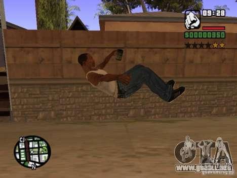 ACRO Style mod by ACID para GTA San Andreas undécima de pantalla