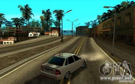ENB SA: MP para ordenadores portátiles de tamaño para GTA San Andreas sucesivamente de pantalla