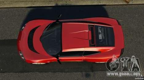 Lotus Europa S para GTA 4 visión correcta