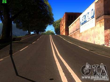 Roads Moscow para GTA San Andreas séptima pantalla