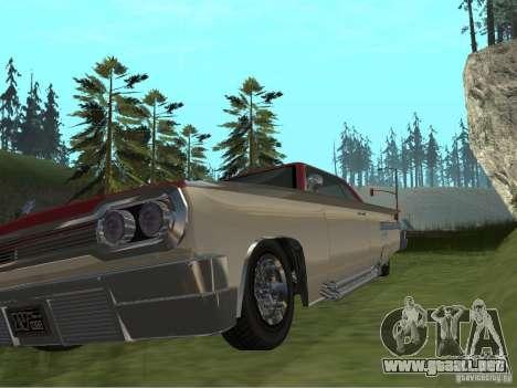 Vudú de GTA 4 para visión interna GTA San Andreas