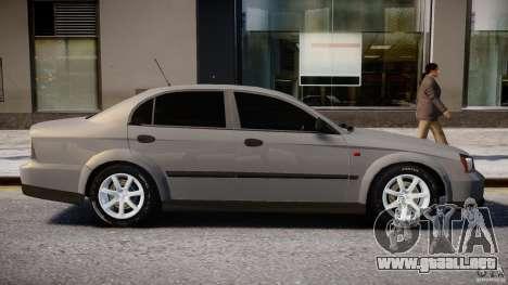 Chevrolet Evanda para GTA 4 vista desde abajo